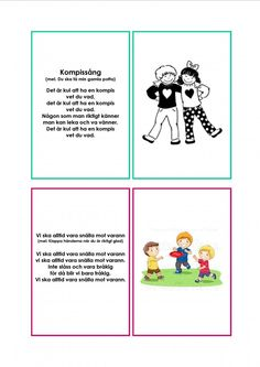 Mariaslekrum - Illustrerade sånger. Learn Swedish, Swedish Language, Music Classroom, Classroom Ideas, Circle Time, Montessori, Back To School, Kindergarten, Singing