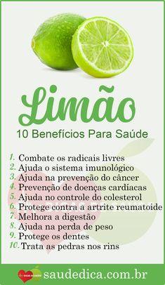 #Limão #BenefíciosLimão #BenefícioLimão #SucodeLimão #ReceitadeLimão #LimãoParaSaude #Limãobeneficios #Limãoreceitas #Limãoemagrece #dicasdesaude #saudedica #beleza  #mulher  #natural  #caseiro  #receita  #receitasfit  #receitacaseira  #receitafácil Home Remedies, Natural Remedies, Dieta Flexible, How To Boost Your Immune System, Dietas Detox, Fat Burning Foods, Atkins, Healthy Life, Medicinal Plants