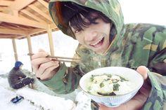 Let's split the taste of Hokkaido. ★Thank you! Nagatanien Regional Souvenirs - Hokkaido Limited Edition hairy crab and sea urchin chazuke. ~   #japankuru #japan #tokyo #100tokyo #hokkaido #nagatanien #chazuke #souvenirs #omiyage #travel #trip #food