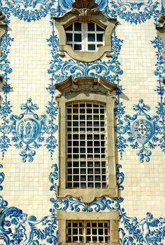 Azulejo português.