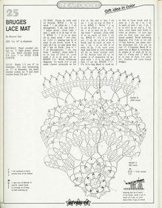 Magic crochet № 59 - Edivana - Picasa Web Albums