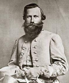 Major general J.E.B.  Confederate.
