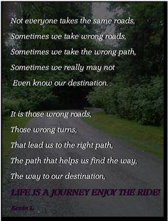 Life's Path