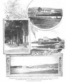 La Ilustración Española y Americana. 15 de septiembre de 1898. Repatriación de soldados de Cuba.