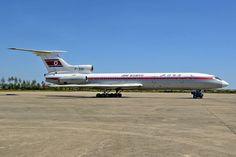 Air Koryo P-561 Tu-154B-2