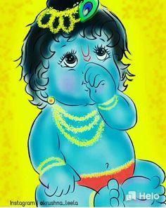 Krishna Lila, Little Krishna, Bal Krishna, Cute Krishna, Krishna Art, Shree Krishna, Radhe Krishna, Lord Krishna Images, Radha Krishna Images