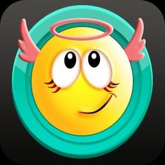 Emoji Stickers, Tech Logos, Smiley, Tweety, Cute, A5, Google, Saints, Smileys