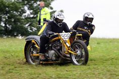 VMCC Motorcycle Sport