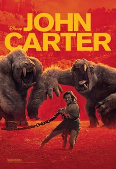 The red carpet premiere of John Carter promo pic!