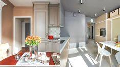 ◁ La MEJOR guia del 2020 para ORGANIZAR UNA COCINA PEQUEÑA Table, Furniture, Home Decor, Tips, Homemaking, Little Kitchen, Cleaning Hacks, Houses, House Decorations