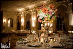 Yale Club Wedding : Barrett and Stephen : New York, NY Brian Hatton Photography