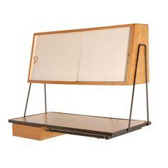 Elton - Hanging Wall / Desk Unit (1951) | Designer: Arthur Umanoff