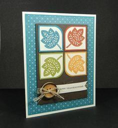 Festival of Prints Thanksgiving by J_Belanger - Cards and Paper Crafts at Splitcoaststampers