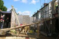 Fines for unsafe Croydon construction company