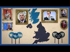 Scottish independence referendum 2014 explained   Guardian Animations - YouTube