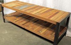angle iron furniture - Google Search