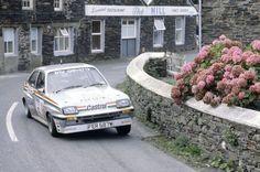 Jimmy McRae/Mike Nicholson, Vauxhall Chevette HSR, Manx Rally, 1980. Belfast, Toyota Celica, Monte Carlo, Audi Quattro, Aston Martin, Peugeot, Isle Of Man Tt, Hamilton, Manx