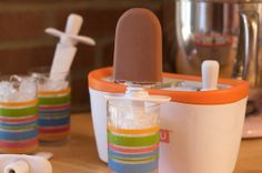 Making Classic Fudge Pops with the Zoku Quick Pop Maker