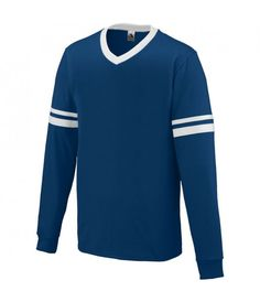 MEN'S LONG SLEEVE STRIPE JERSEY