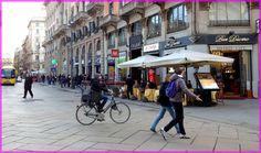 Milano. Bar Duomo.