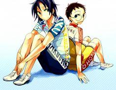 Yowamushi Pedal | Anime
