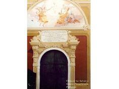 Arte sui Muri|trompe l'oeil|portale dipinto|finta architettura|facciate decorate|decorazione ligure