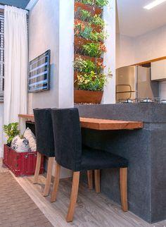 Um apê bem resolvido e completo com 34m² - dcoracao.com - blog de decoração e tutorial diy