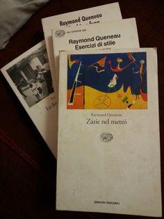 Una ragazzina petulante che ci ha fatto conoscere Queneau, il cuoco delle parole. Molto scorrevole, si legge sorridendo sino all'ultima pagina.