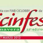 Domenica 17 marzo in occasione della prima delle #DomenicheaSpasso del 2013, #Fiab #Ciclobby invita a partecipare alla 27a edizione di #Bicinfesta di Primavera