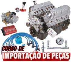 Como Importar peças para carros antigos