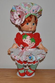 Strawberry Shortcake Blowkiss outfit.