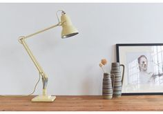 Desk Lamp, Table Lamp, Anglepoise Lamp, Old Lamps, Bedside Cabinet, Sons, New Homes, Cream, Lighting