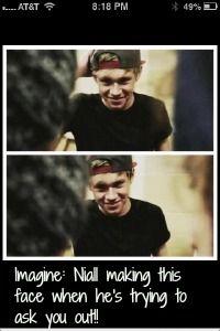 Snap back. Nuff said Niall Horan Imagines, One Direction Imagines, I Love One Direction, Naill Horan, Bae, Love Of My Life, My Love, Irish Boys, James Horan