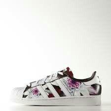Dark Flowers, Adidas Supestar
