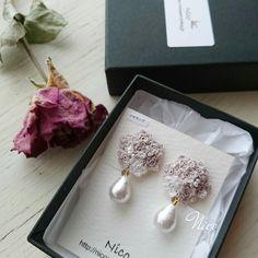 nico rev crochet earrings