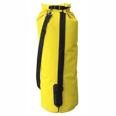 Bolso seco impermeable 60L Amarillo. Backpacks, Bags, Fashion, Proposals, Clothing Boutiques, Suitcases, Raincoat, Yellow, Purses