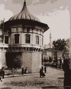 Alay Köşkü (1890'lı yıllar. Gülhane. Abdullah Biraderler) istanbul