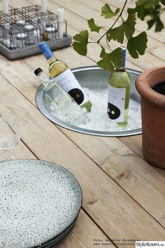 trädäck,uteplats,altan,bord,is
