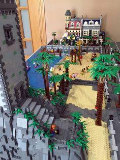 Posted Image Lego Building, Building Ideas, Lego Ville, Lego Guns, Lego Boards, Lego Castle, Lego Moc, Lego City, Brick