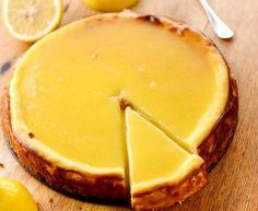 Cheesecake au lemon curd : Recette de Cheesecake au lemon curd - Marmiton