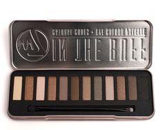 W7 Cosmetics Color Me Buff Eye Colour Palette
