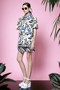Opening Ceremony   Resort 2015 Collection   Style.com