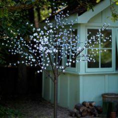 asda christmas tree fairy lights