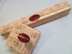 Gift Wrapped Chocolates, Auer Chocolatier, Geneva, Switzerland