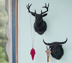 23 Reasons to Believe Antlers are the New Chevron via Brit + Co.