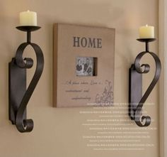 Wholesale candle holders from Cheap candle holders Lots, Buy from Reliable candle holders Wholesalers. Wholesale Candle Holders, Cheap Candle Holders, Design Candle Holders, Wrought Iron Candle Holders, Wrought Iron Decor, Wall Accessories, Retro Home Decor, Candle Sconces, Flat Iron