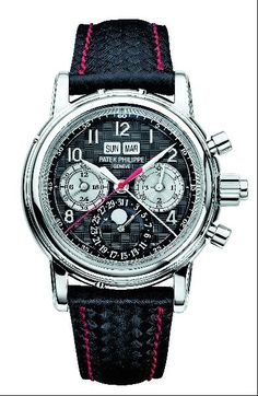 The World's Most Expensive Watches: Patek Philippe 5004T #needawatch