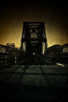 old bridges by J Scherr, via Flickr