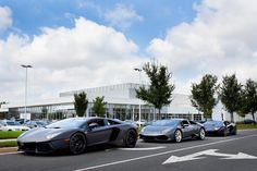 Luxury Exotic #carsandcoffee  comes to #sterlingmotorcars Stop in!!