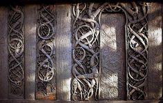Viking art. by Jorgen F, via Flickr